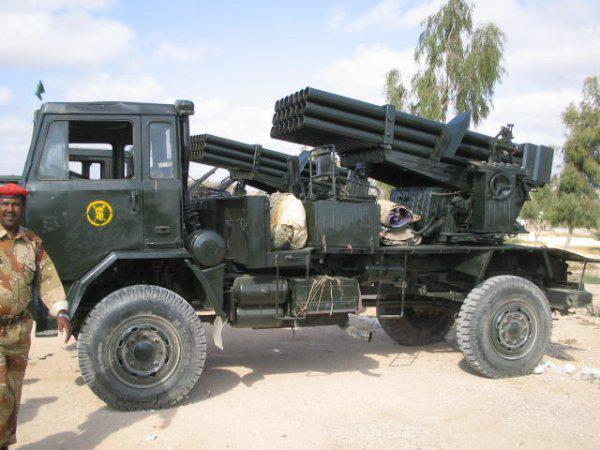 Armée Somalienne / Military of Somalia Som910