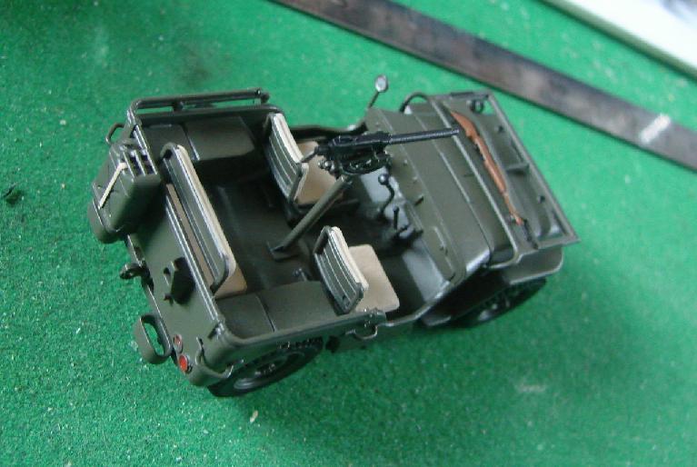 Jeep Willys [Tamiya, oui, mais au 48ème!] - Page 2 Dsc00748