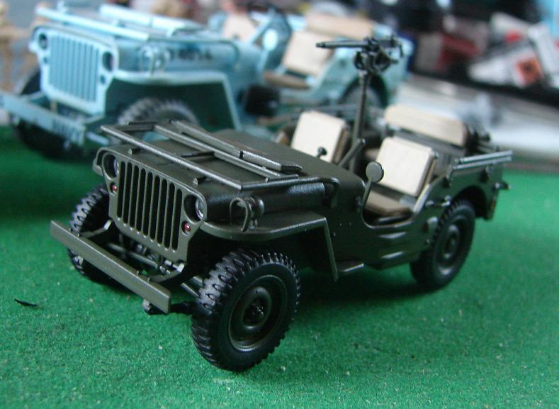 Jeep Willys [Tamiya, oui, mais au 48ème!] - Page 2 Dsc00749