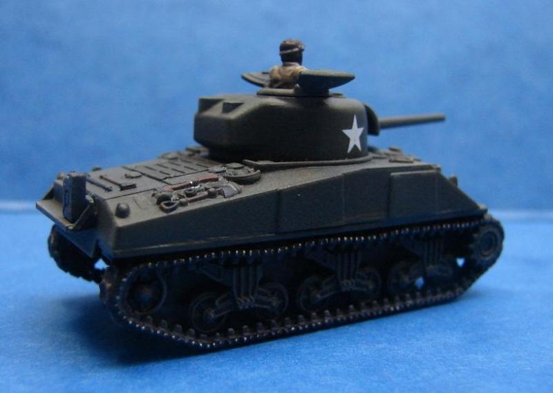 Sherman M4A2 [Plastic soldier - 15mm] Dsc00756