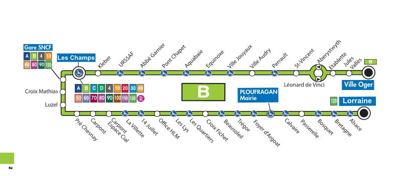 Saint Brieuc (22) -  TUB - Page 10 Ligne_14