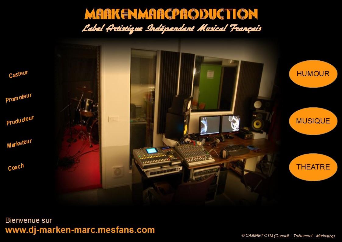 MARKEN MARC PRODUCTION : #Label artistique indépendant Marken14