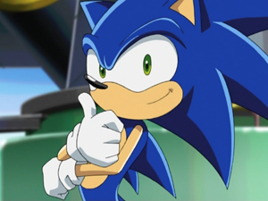 Sonic The Hedgehog - Two Worlds Collide Sonic-10