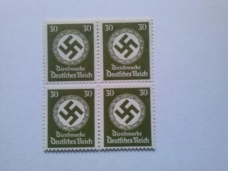 Re-Collection timbres Allemagne nazie. Cam00857