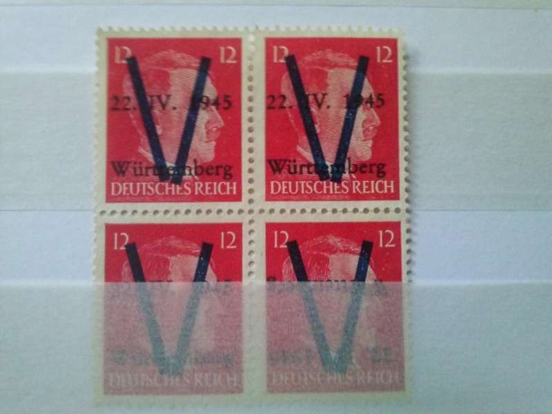 Re-Collection timbres Allemagne nazie. Cam00871