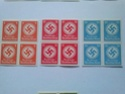 Collection timbres blocs Allemagne nazie Cam00822