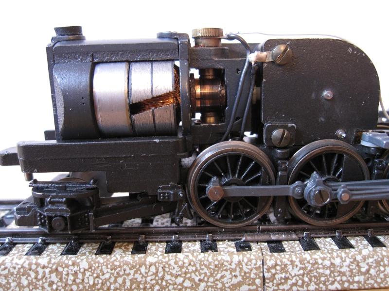 Récapitulatif sur les différents moteurs et leur digitalisation en 3 rails Img03810