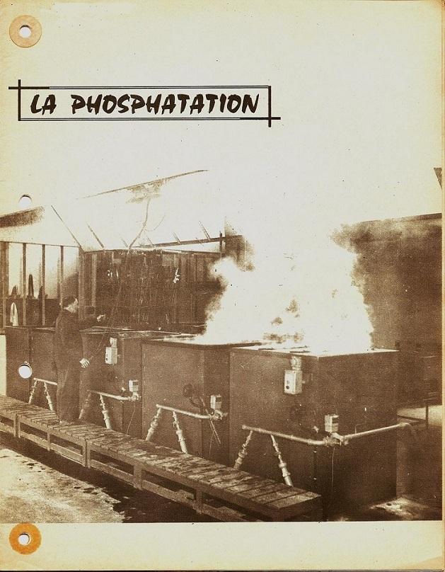 La phosphatation Phosph10