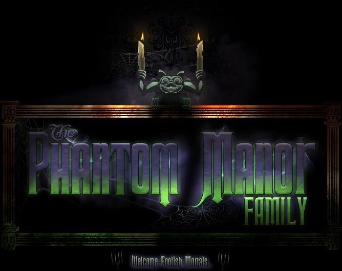 The Phantom Manor Family