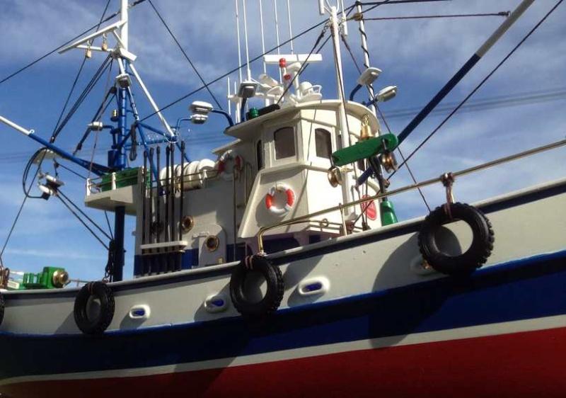 Thonier Carmen II rebaptisé Aurora (Artesania Latina 1/40°) de Guyon Stéphane Thoni159