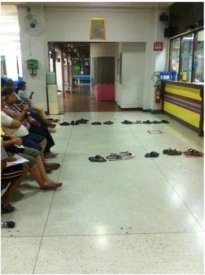 Un bon truc pour la queue à la poste Att00010