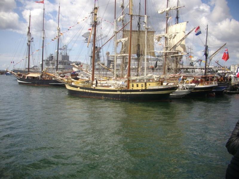 Tonnerres de Brest 2012, l'armada Brest10