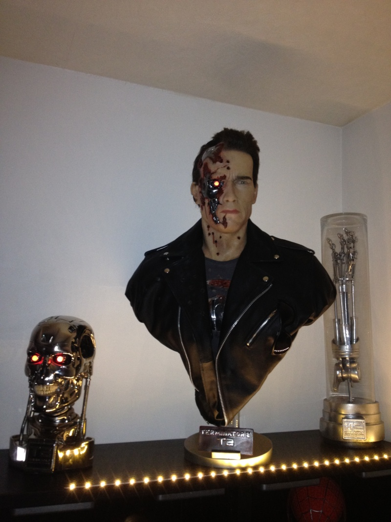 collection n°354 : Terminator, Rambo, jason, Myers...page 1 Img_5219