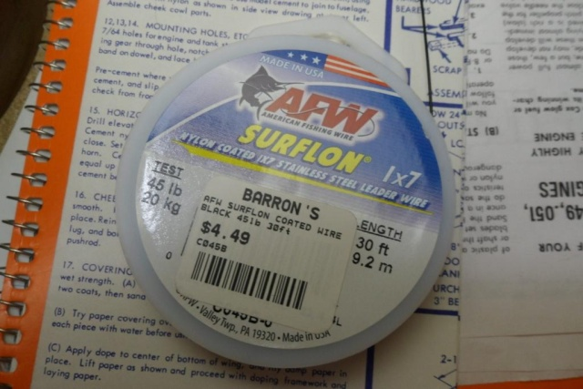 What's your favorite CL leadout wire? Sam_2314
