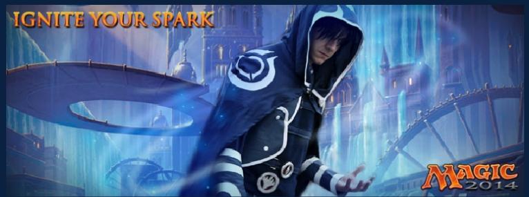 Ignite your spark : Remplacez l'un des Planeswalkers et gagnez un voyage Spark016