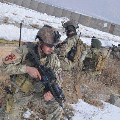 Afghan partnering unit (APU) 54389110