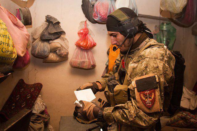 Afghan partnering unit (APU) Afghan10