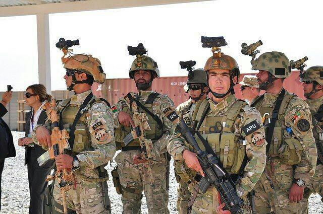 Afghan partnering unit (APU) Afghan11