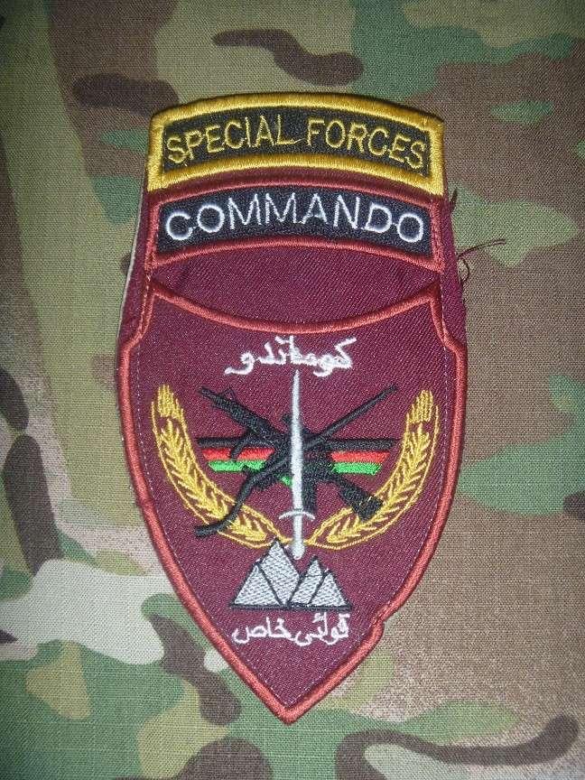 Afghan partnering unit (APU) Afghan12