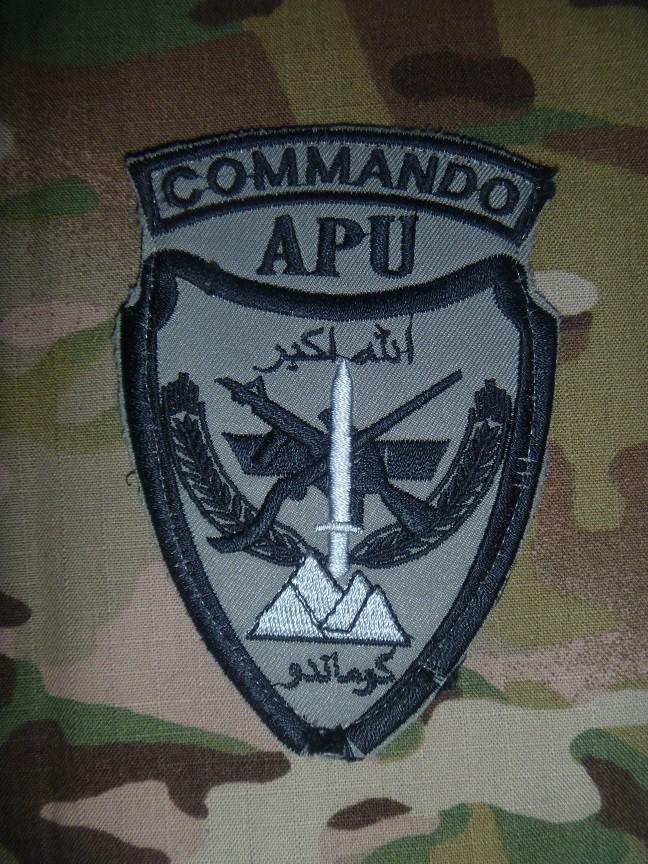 Afghan partnering unit (APU) Apu_ac10