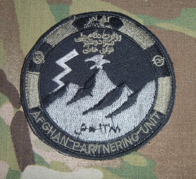 Afghan partnering unit (APU) Apu_su10