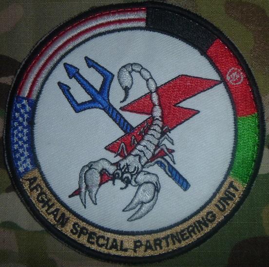 Afghan special partnering unit (ASPU) Aspu_p10