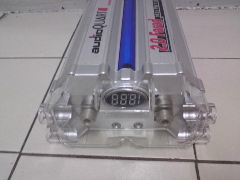 Audio Quart Capacitor (Sold) Dsc00921
