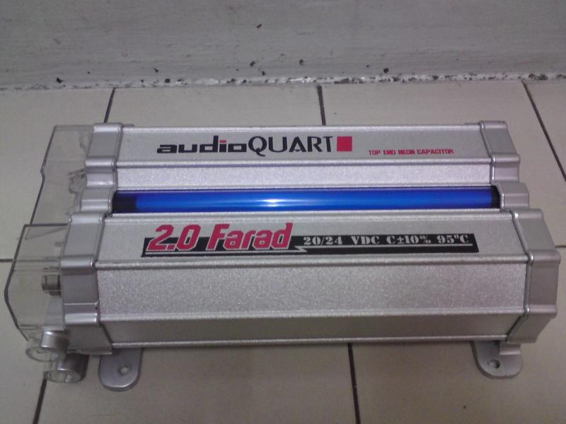 Audio Quart Capacitor (Sold) Dsc00922