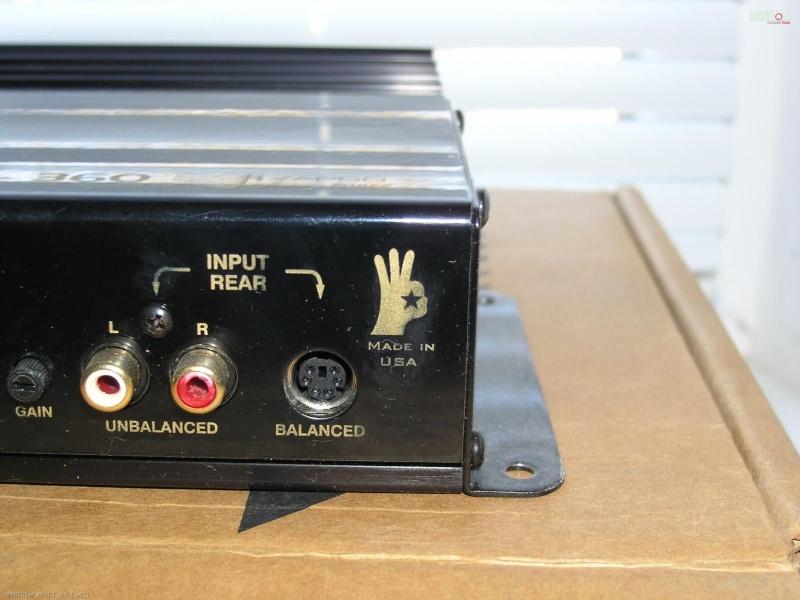 Zapco Amplifier  Pc180010