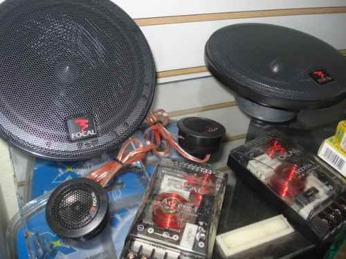 Focal N.Old Stock Clear Set-fo12
