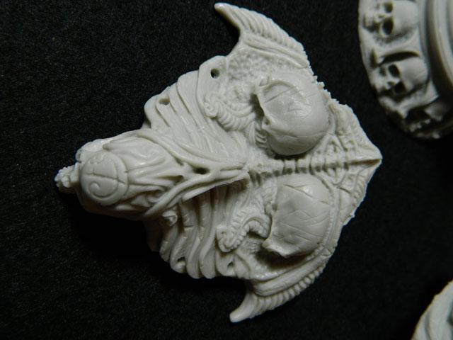 ELIGOR  buste de tres grande taille pegaso Dscn4318