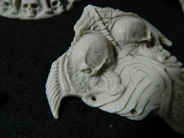 ELIGOR  buste de tres grande taille pegaso Dscn4319