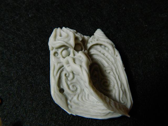 ELIGOR  buste de tres grande taille pegaso Dscn4320