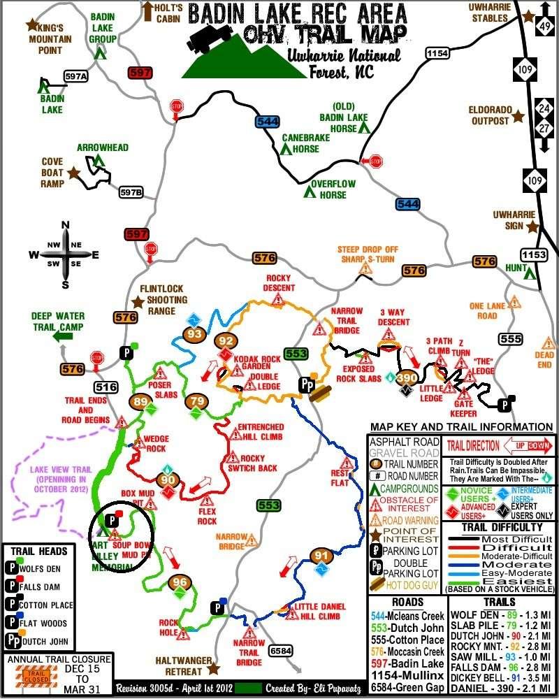 2nd Annual Night Time Trail Ride (Interest Thread) Badinl11
