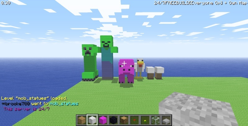 Epic Minecraft Statues - Page 2 Screen10