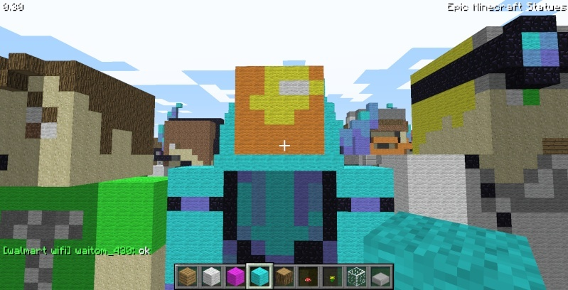 Epic Minecraft Statues - Page 2 Screen11