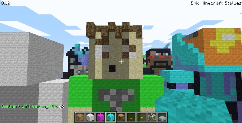 Epic Minecraft Statues - Page 2 Screen12