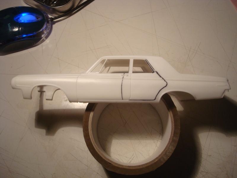 Dodge 330 1964 4 portes  Dsc06510