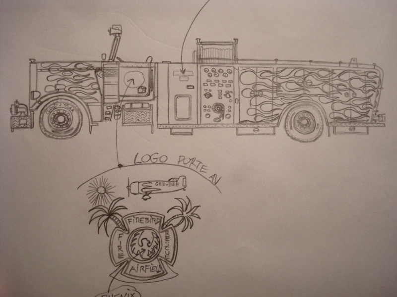 WIP peterbilt custom fire truck 1/25  Dsc07310