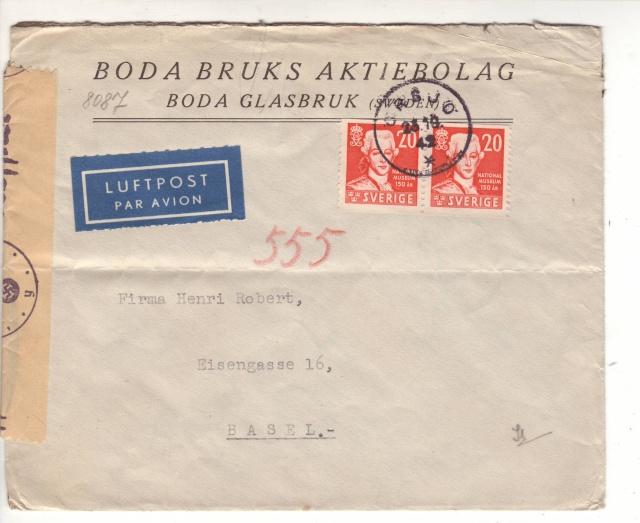 Censure allemande, bande de Bordeaux utilisée à Berlin en 1942 ! _1310