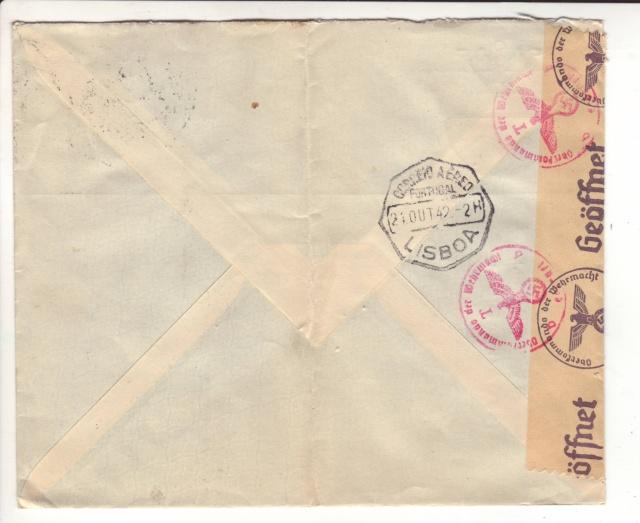 Censure allemande, bande de Bordeaux utilisée à Berlin en 1942 ! _1600010