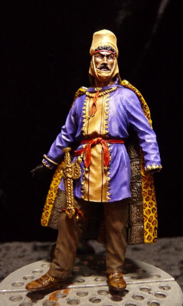 Darius III roi de perse 335 - 330 avant JC-FINI P1040811