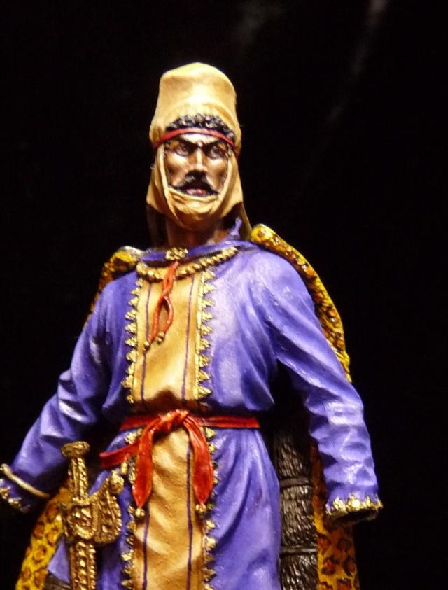 Darius III roi de perse 335 - 330 avant JC-FINI P1040812