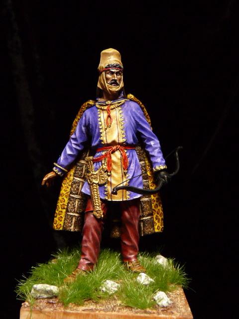 Darius III roi de perse 335 - 330 avant JC-FINI P1040814