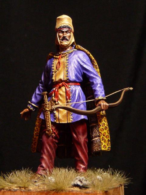Darius III roi de perse 335 - 330 avant JC-FINI P1040910