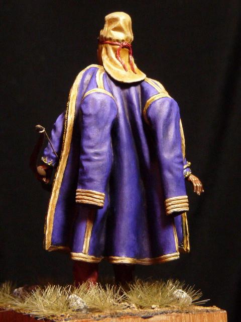 Darius III roi de perse 335 - 330 avant JC-FINI P1040912