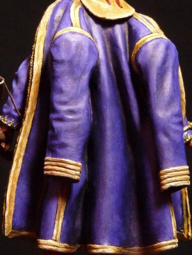 Darius III roi de perse 335 - 330 avant JC-FINI P1040913
