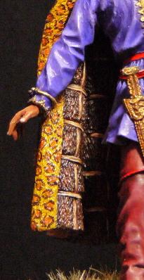 Darius III roi de perse 335 - 330 avant JC-FINI P1040915