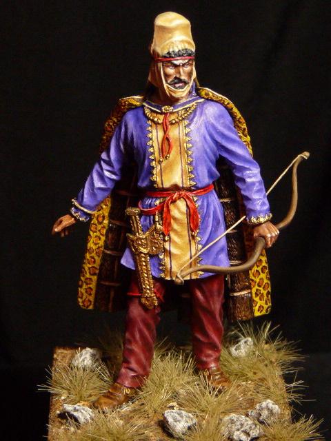 Darius III roi de perse 335 - 330 avant JC-FINI P1040917