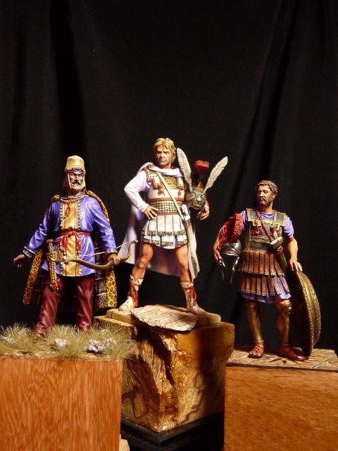 Darius III roi de perse 335 - 330 avant JC-FINI P1040918